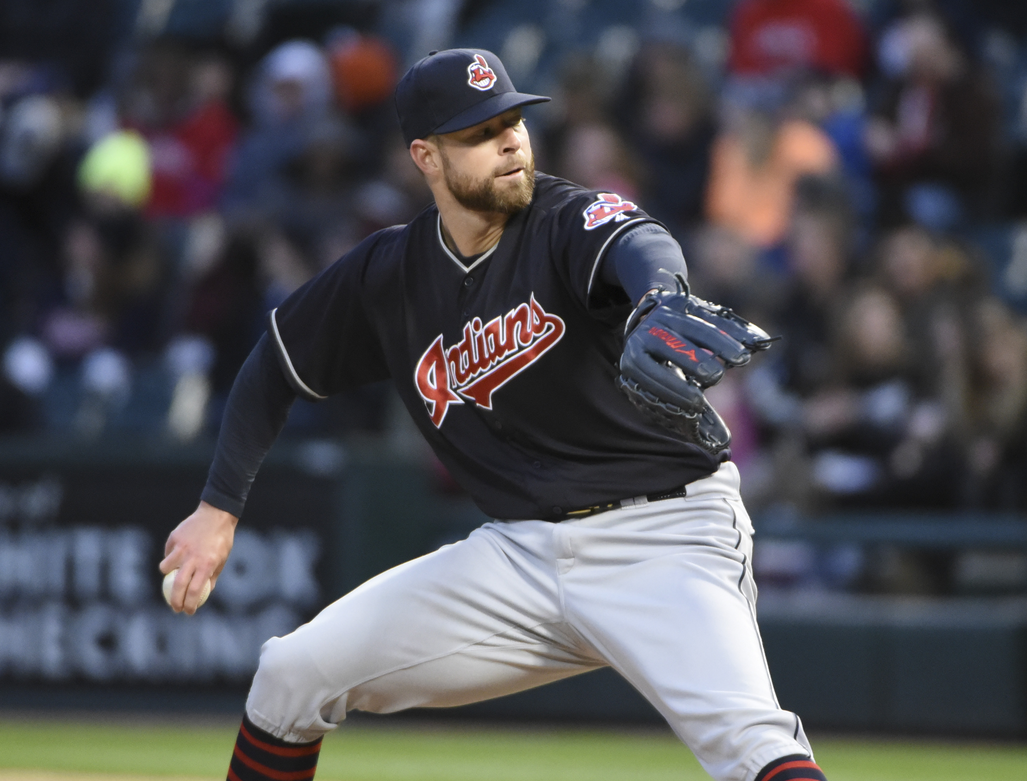 #TribeTopThree Game 16: Chicago Is Kluber's Kind Of Town