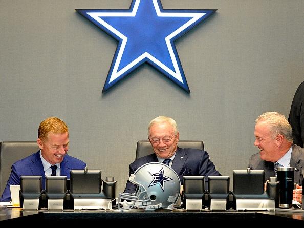 Dallas Cowboys 2017 Draft Class & Social Networks