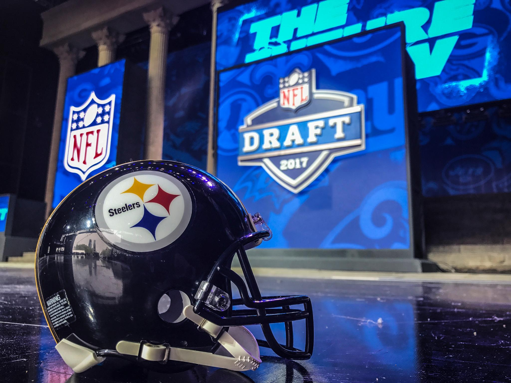 Steelers Day 2 Draft Selections