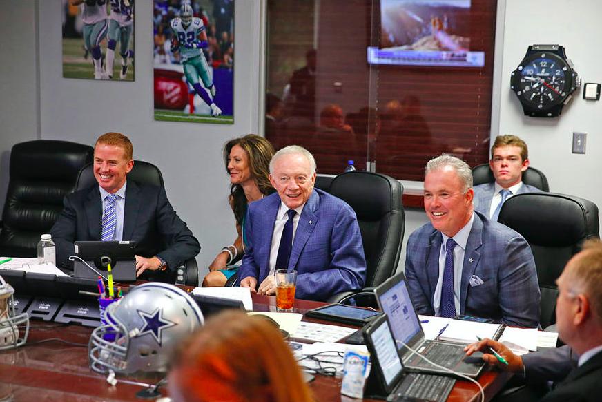 Dallas Cowboys 7-Round Mock Draft 4.0