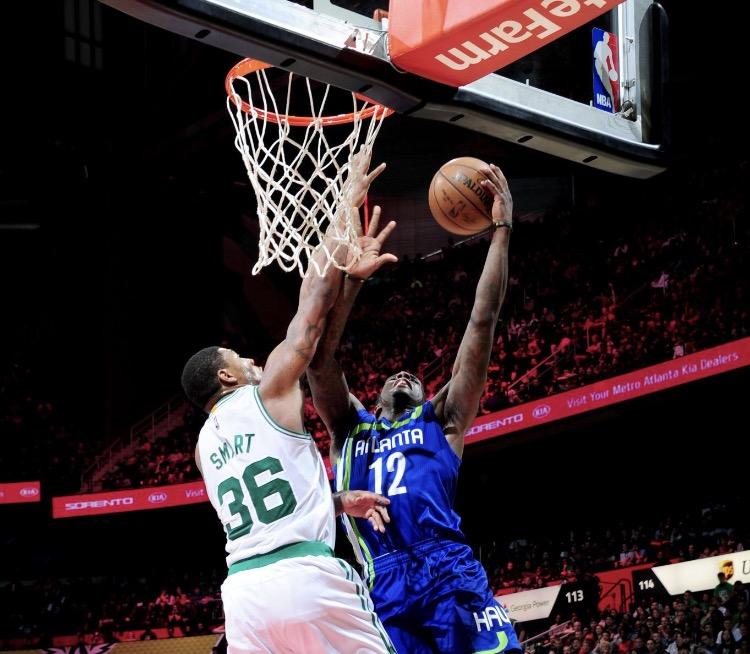 Recap: Celtics Defense Doesn't Travel, Boston Loses in Atlanta