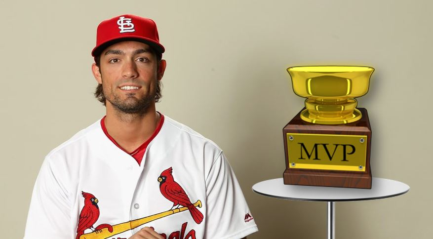 Randal Grichuk In Early Lead For NL MVP
