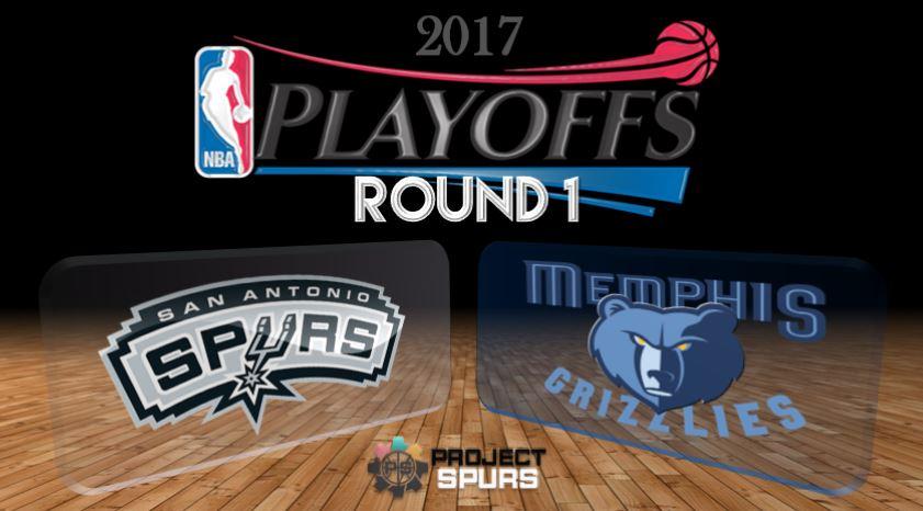 Quantitative & Qualitative look at Spurs vs Grizzlies Series