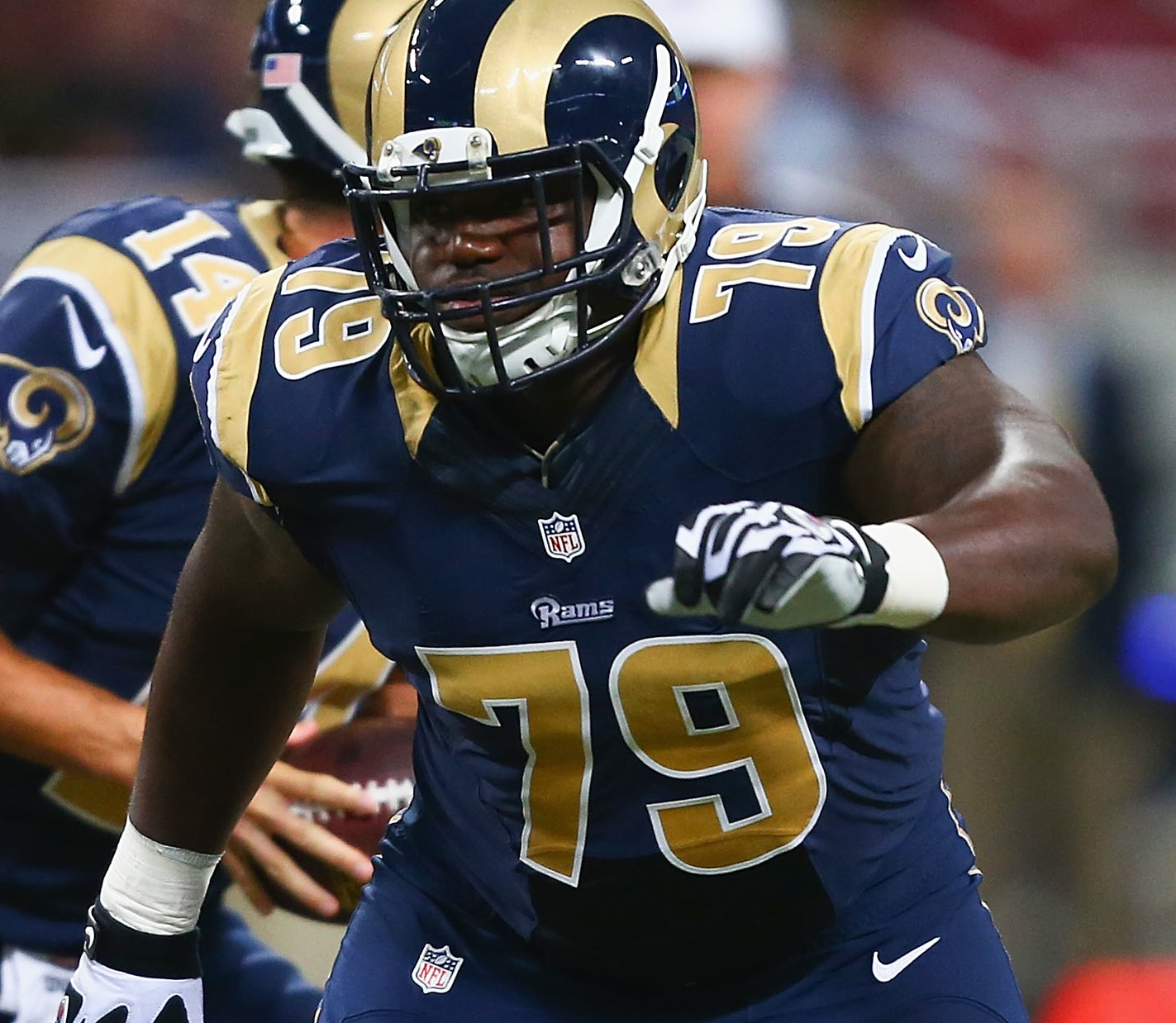 Rams Decline 5th Year Option on Greg Robinson