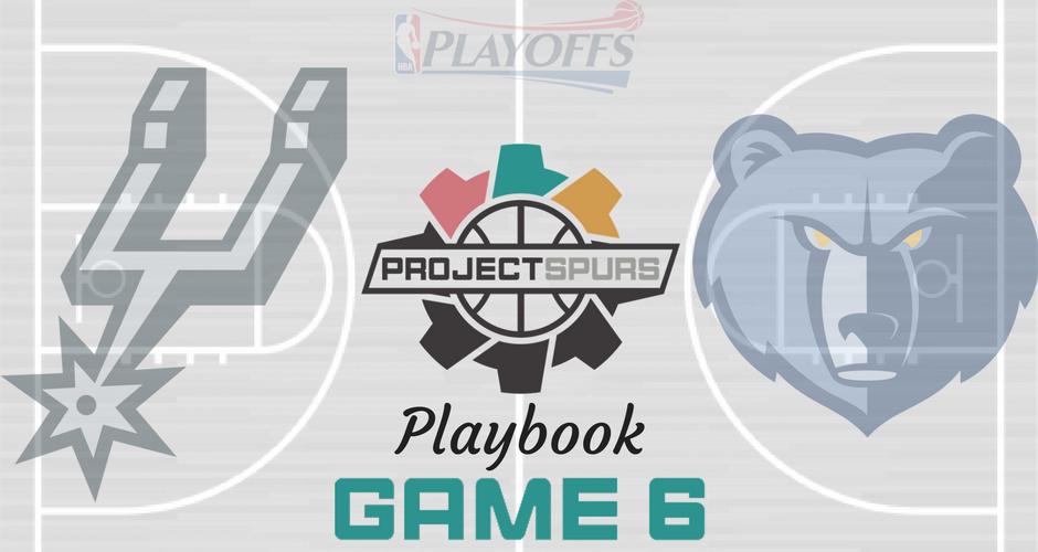 Project Spurs Playbook: Final* Adjustments