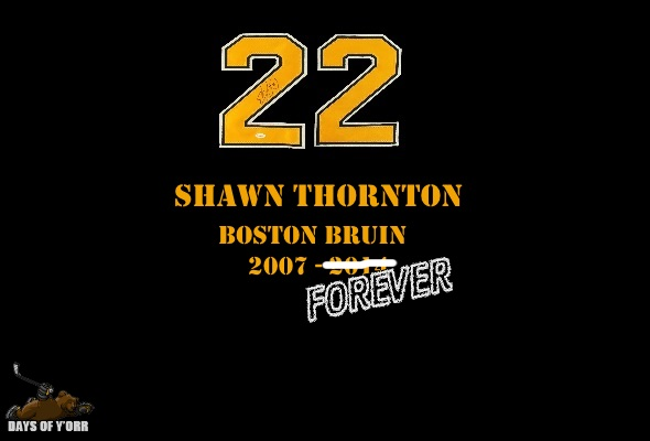 """Goodbye, Shawn """"Wayne"""" Thornton"""