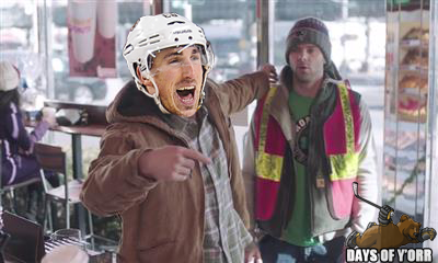 That Game Was Boring As Shit. Bruins Lose To Sens 2-1.