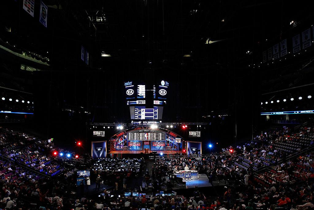 2017 NBA Mock Draft: Amateur Hour
