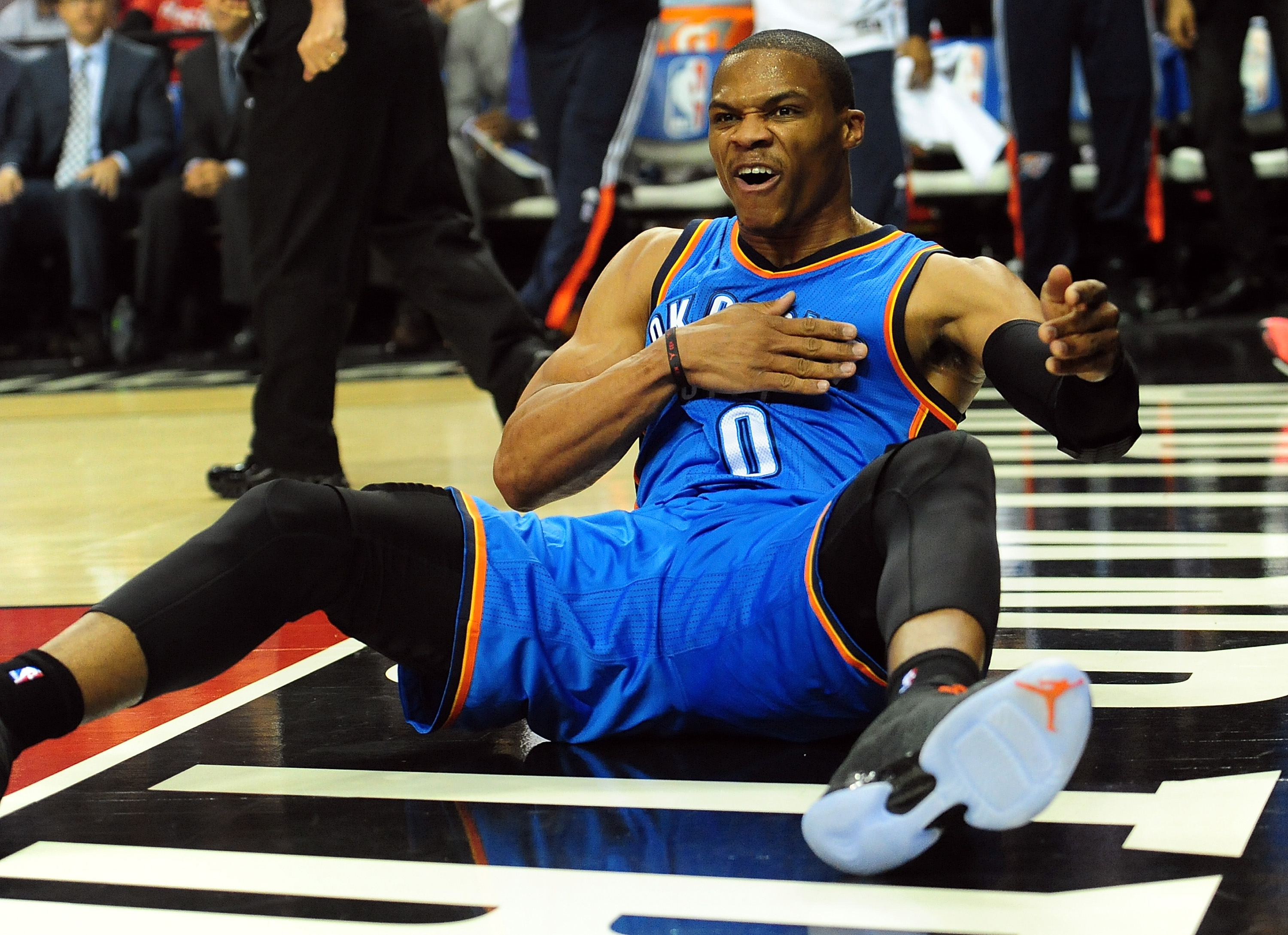 Shocker: Celtics mentioned in speculation piece about Russell Westbrook