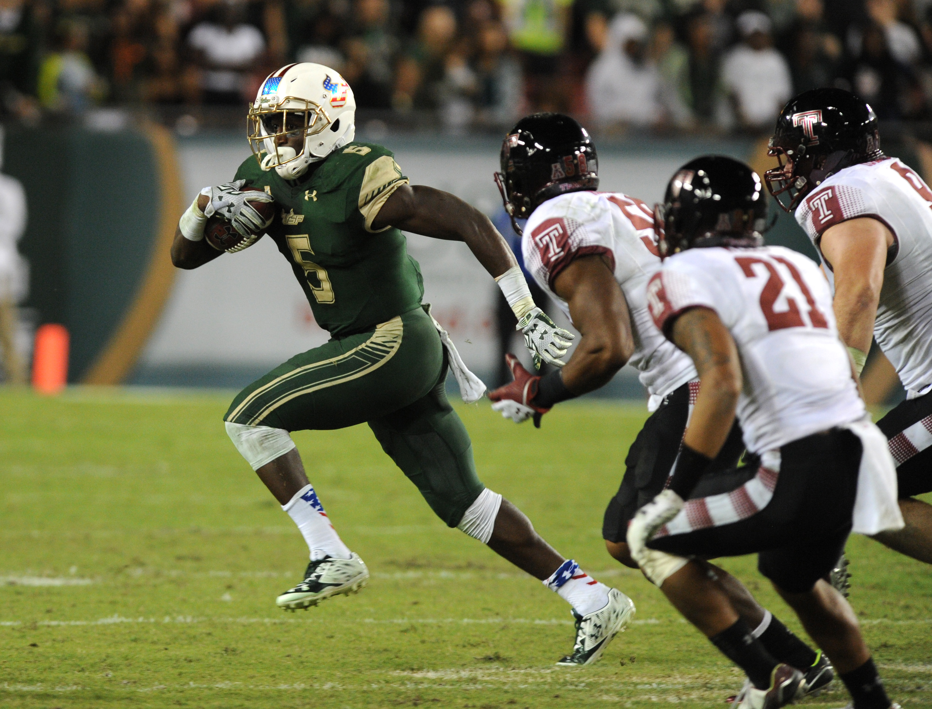 Fresh Meat: Marlon Mack