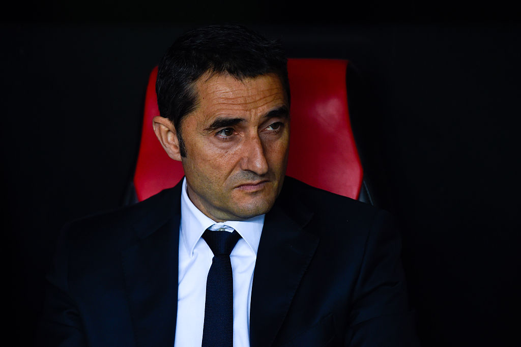 Barcelona got it right in hiring Ernesto Valverde
