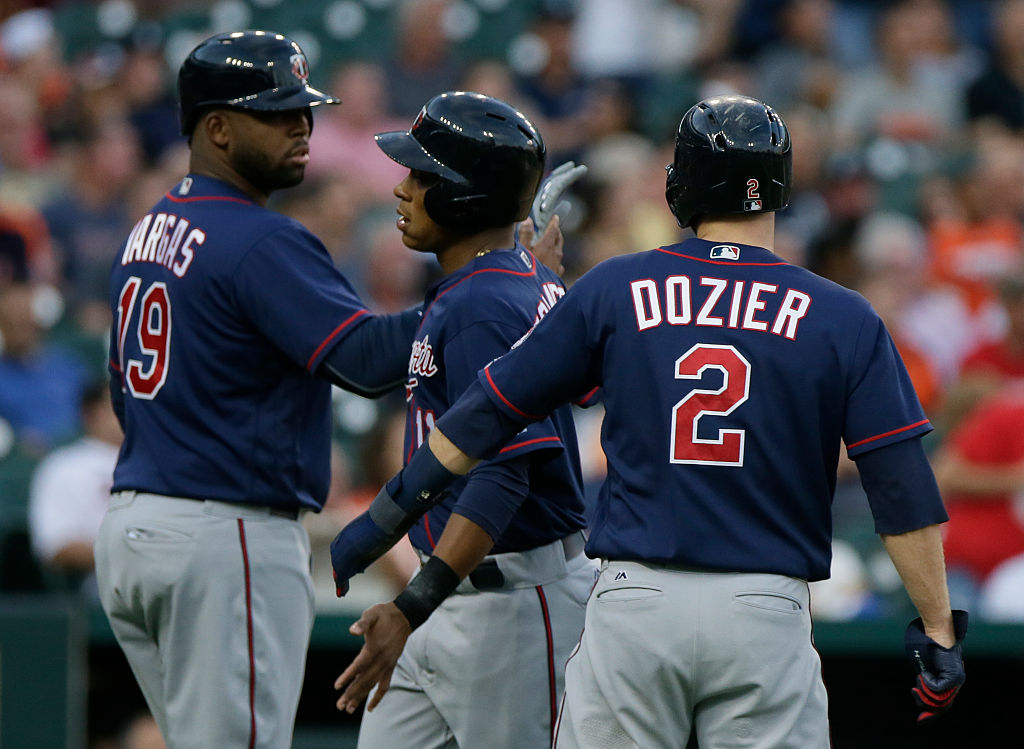 Rays 8, Twins 6 - Long game, short post