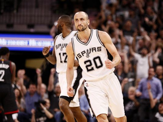 Spurs hold off Rockets in OT to take series lead