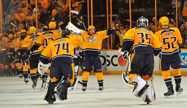 Stanley Cup Contenders: Nashville Predators Profile