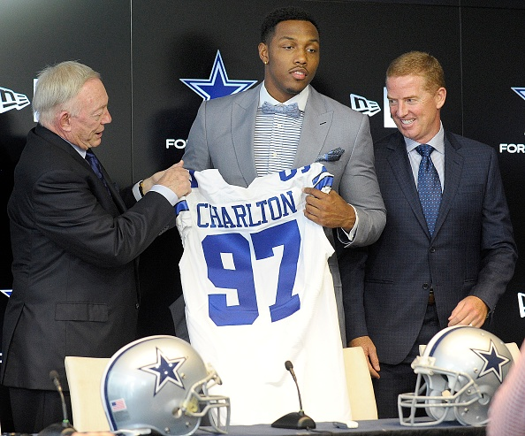 Dallas Cowboys Rookies Select Jersey Numbers