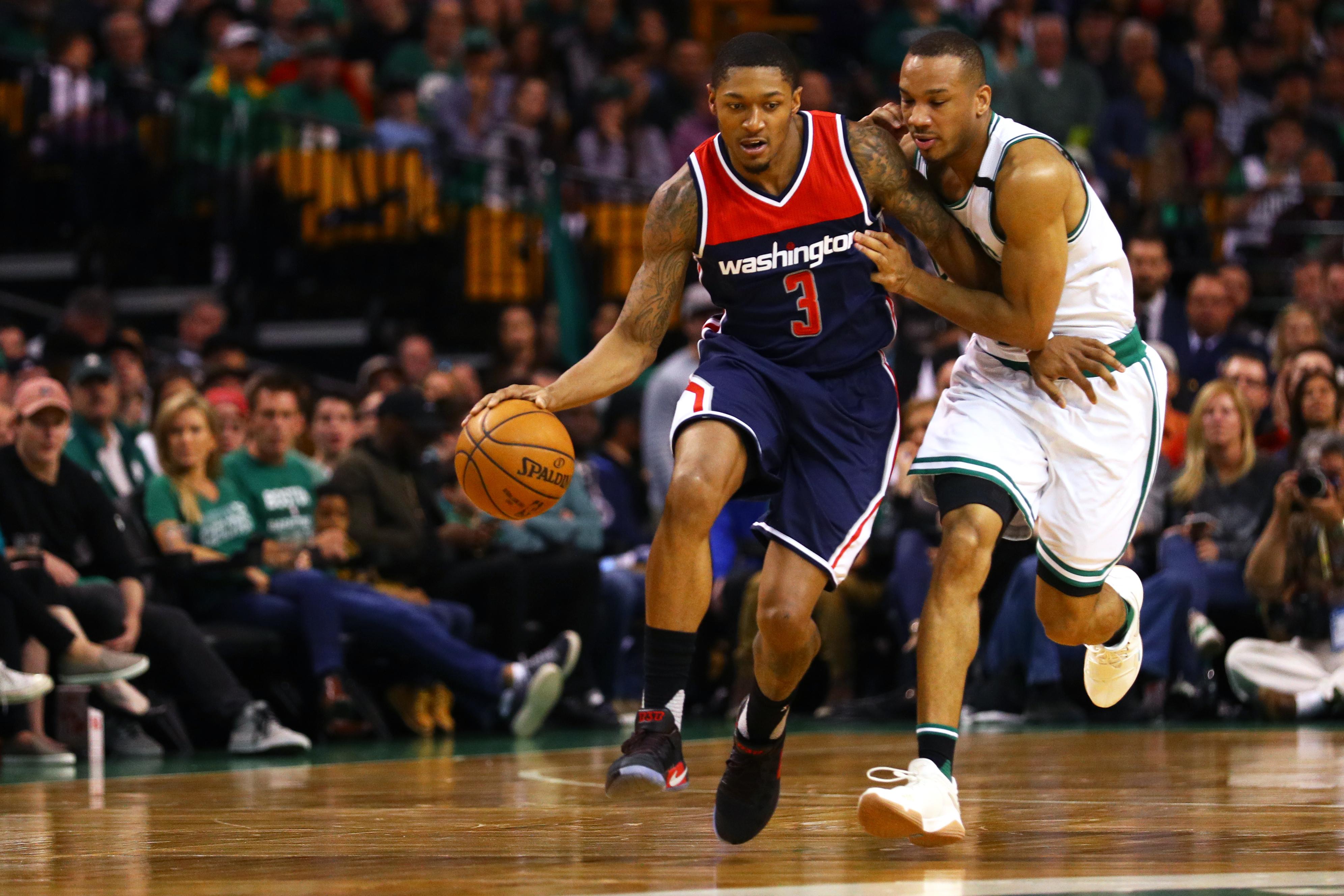 Enemy Chatter: Scott Brooks thinks the Celtics are manhandling Bradley Beal