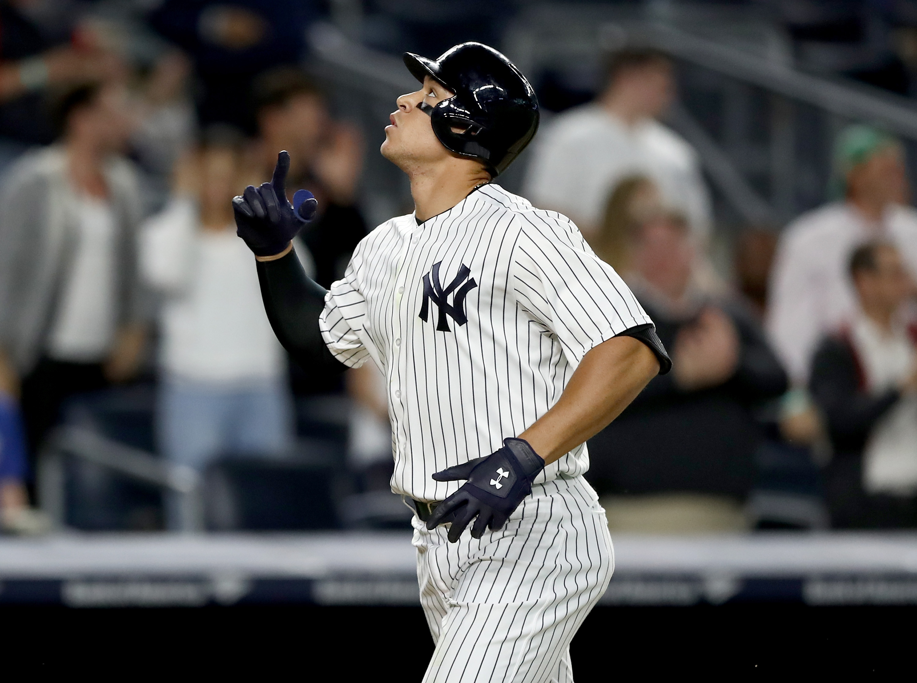 This Tweet Puts Aaron Judge's Historic Start in Perspective