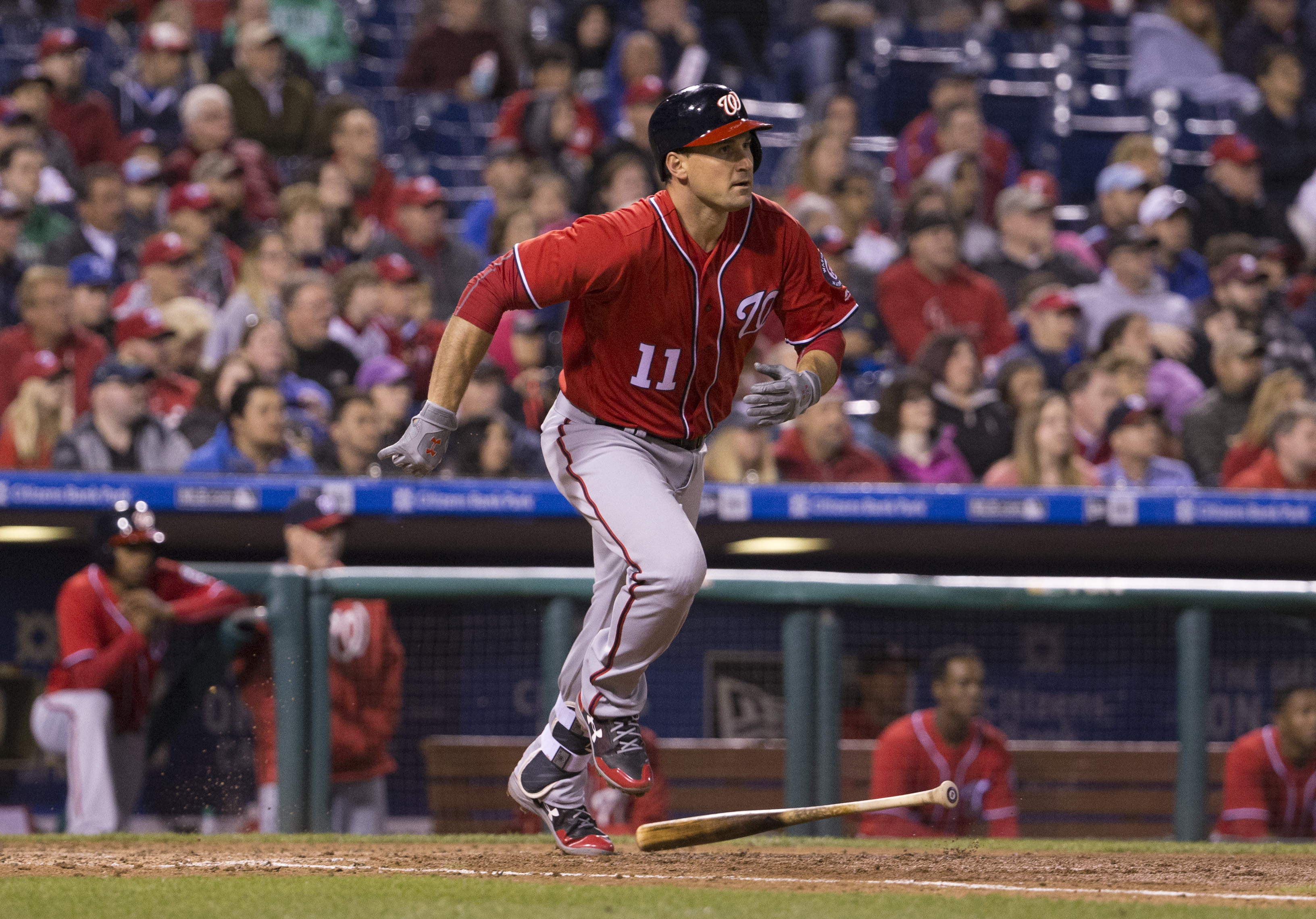 Ryan Zimmerman Is Leading the League in Just About Everything