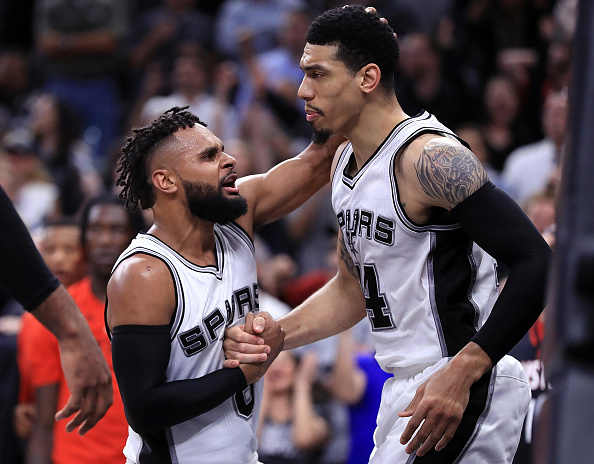 Report: Spurs are open to trading Danny Green
