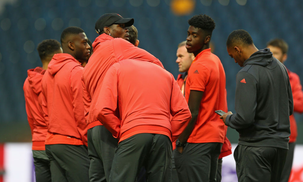 Manchester United's gamble will pay off if club wins Europa League title
