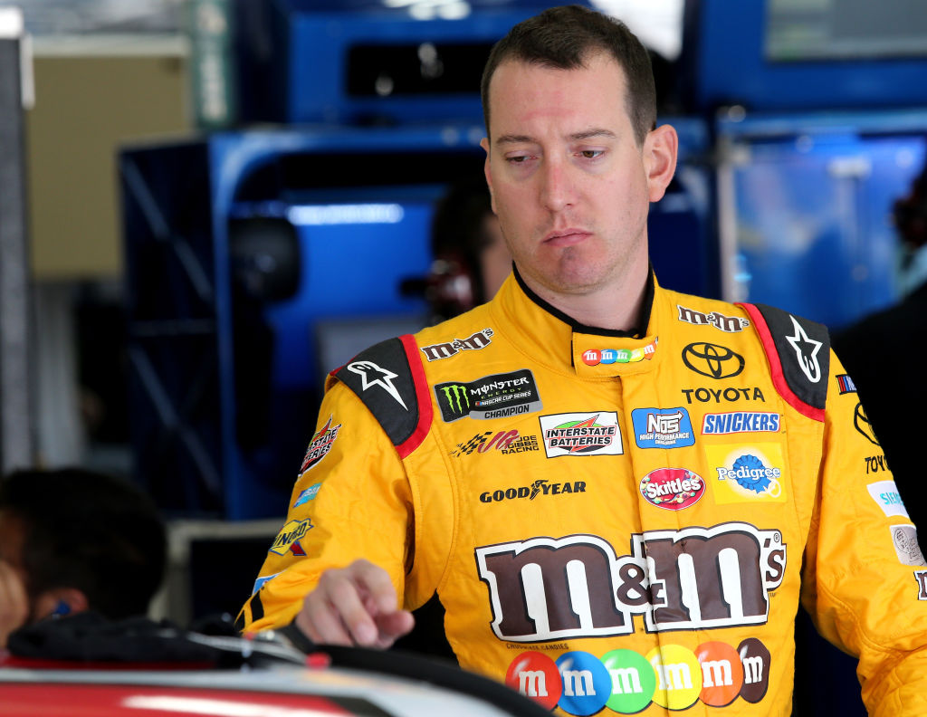 Toyota Racing And Samantha Busch Defend Kyle On Social Media