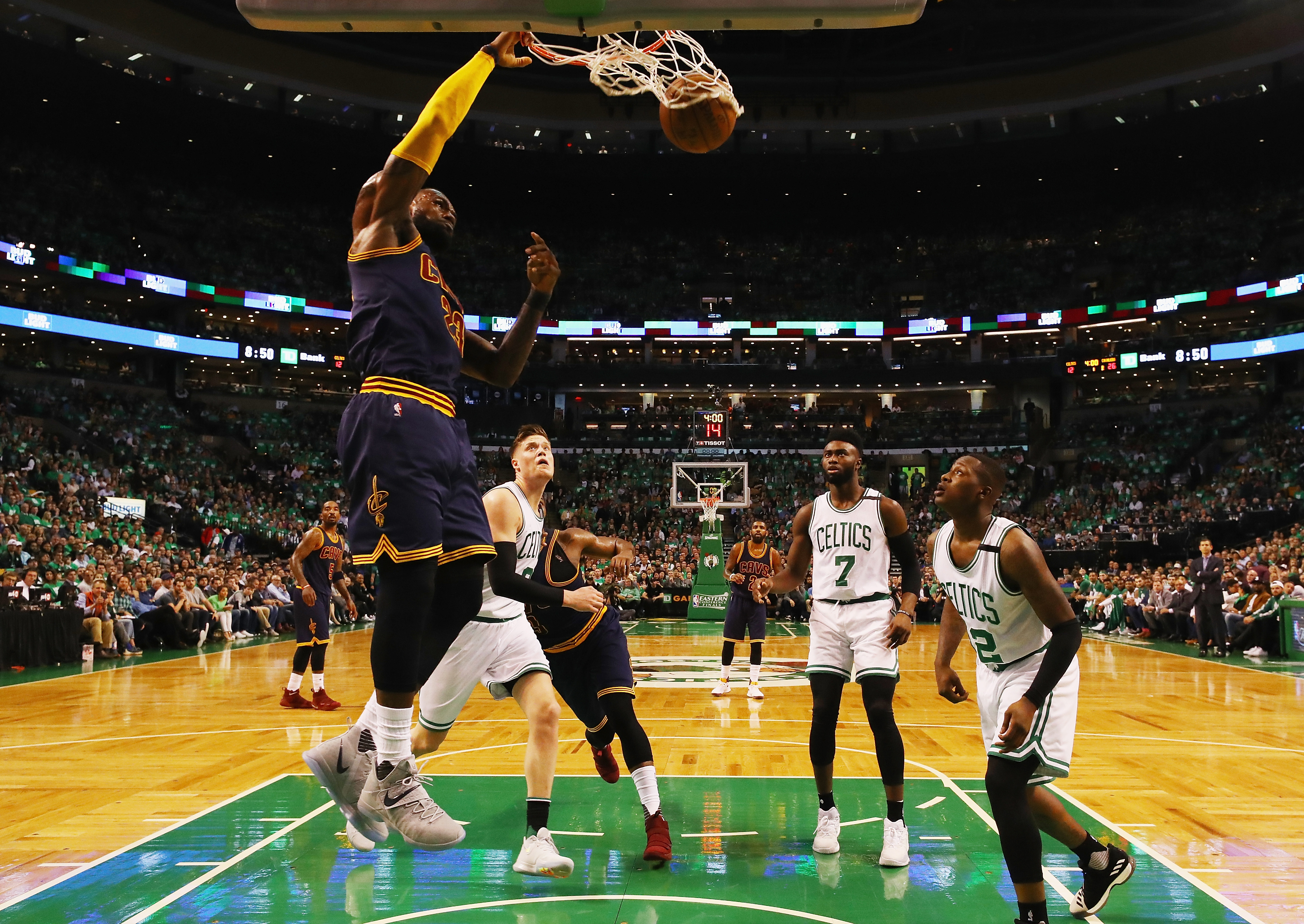 Cavs beat Celtics and look ahead to What's Next