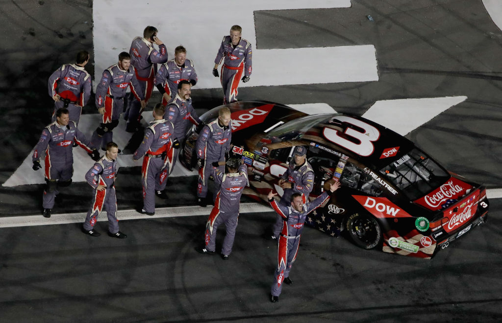 Austin Dillon's Win Proves Some NASCAR Fans Still Don't Get It