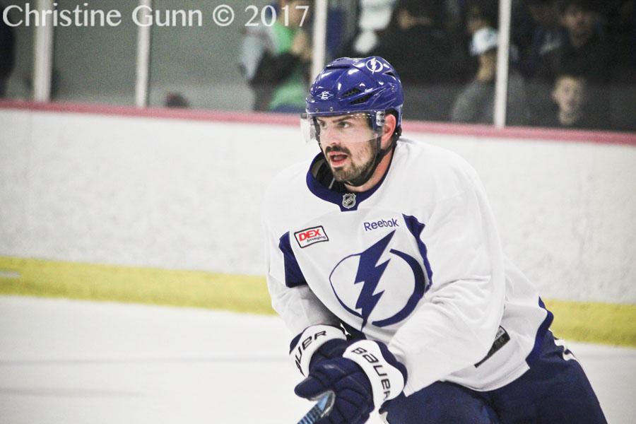Video: Alex Killorn On NHL Tonight 8/4