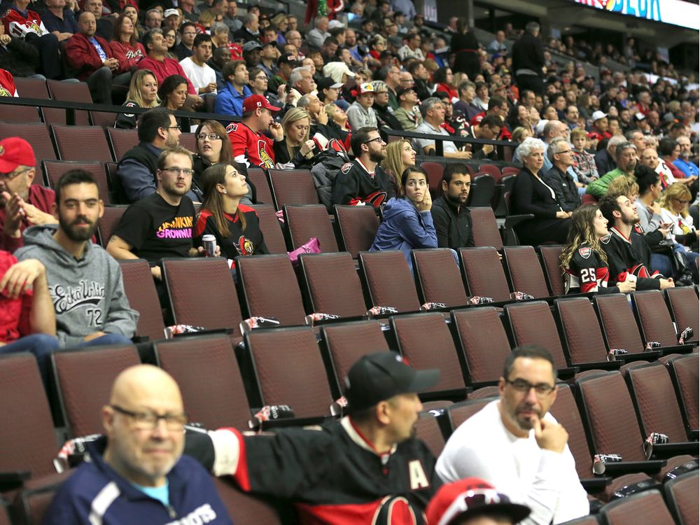 Apparently Senators fans in Ottawa have forgotten about Game 6
