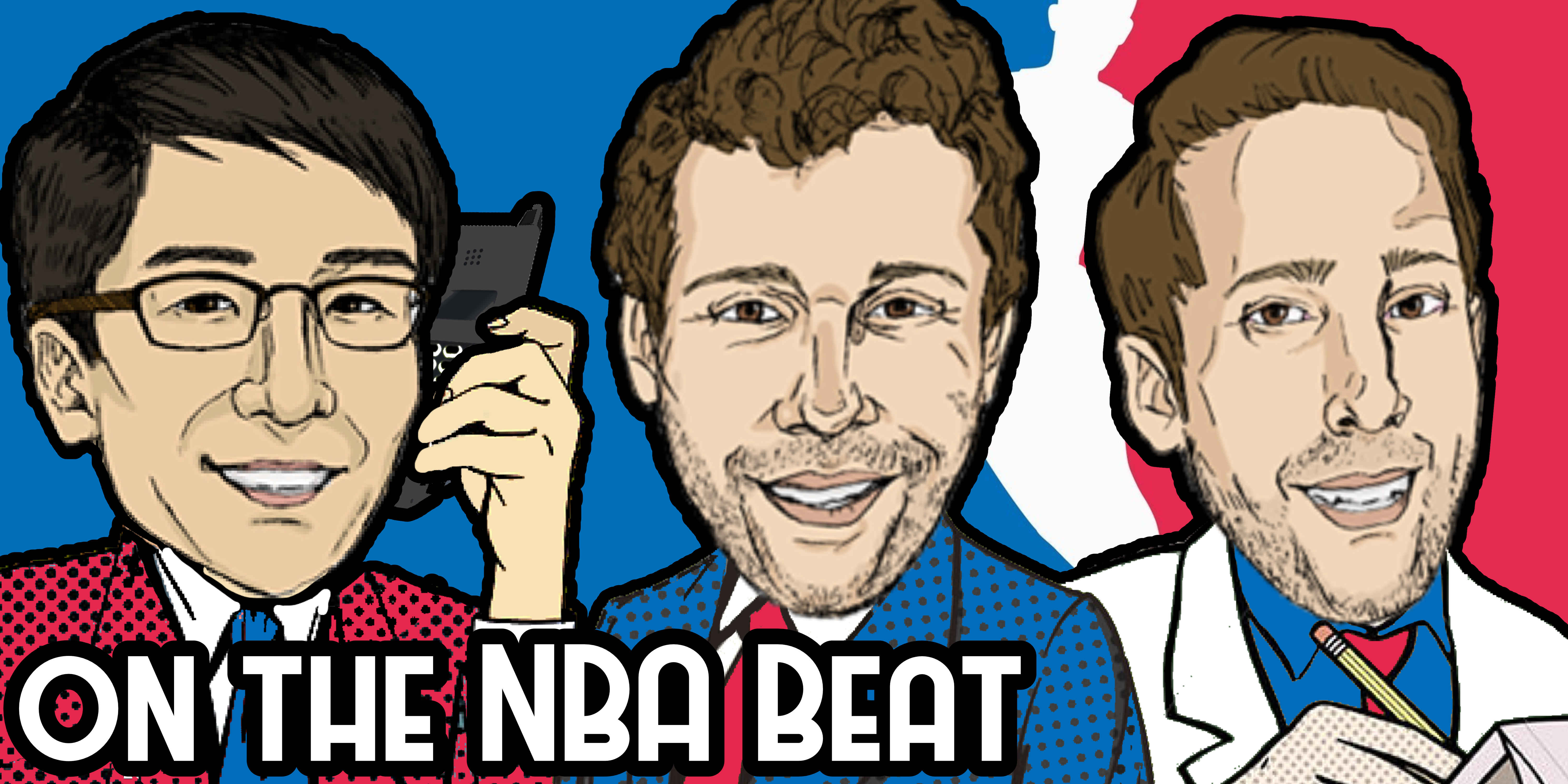 Paul Garcia discusses Western Conference Finals on 'On The NBA Beat'