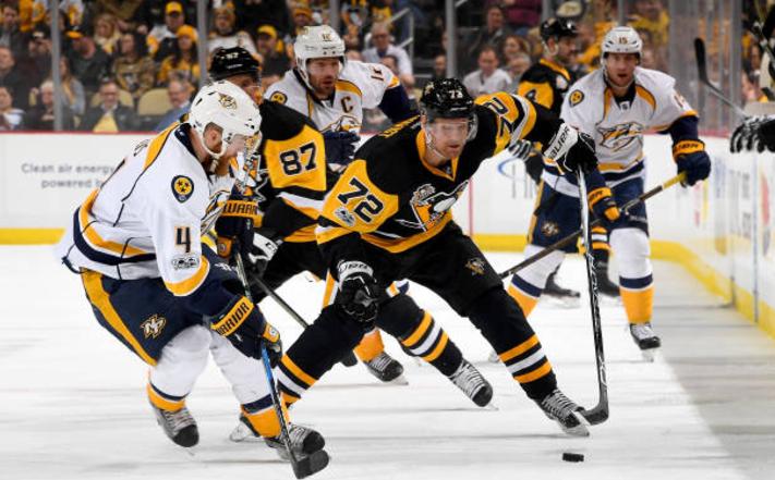 Know your enemy: Penguins can't overlook Nashville D Ryan Ellis