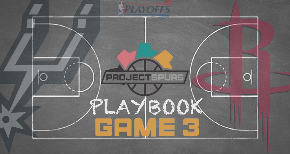 Project Spurs Playbook: Life Post-Parker
