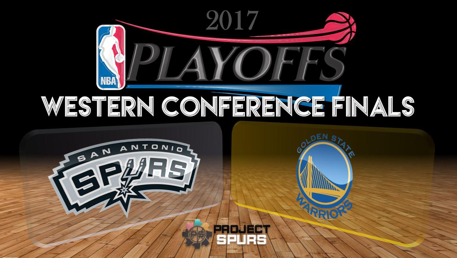 Quantitative & Qualitative look at Spurs vs Warriors Series