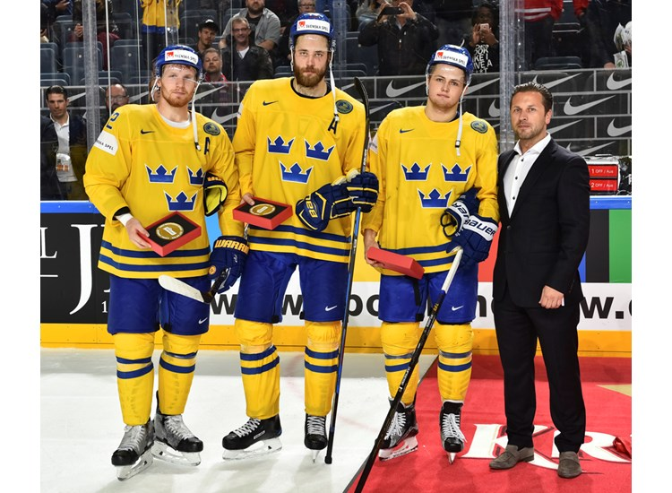 2017 IIHF World Championships - Lightning Players Semifinals Update