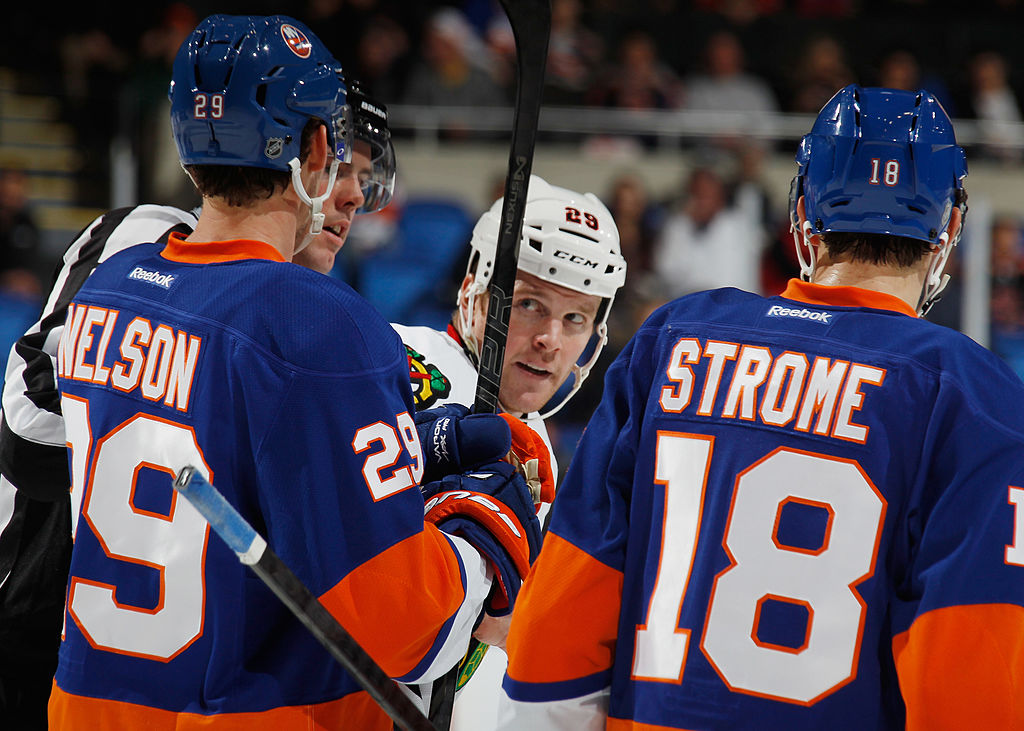 Strome, Nelson, de Haan Left Exposed in Upcoming Expansion Draft