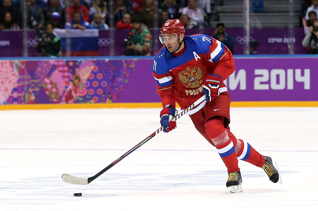 St. Louis named as a potential destination for Ilya Kovalchuk