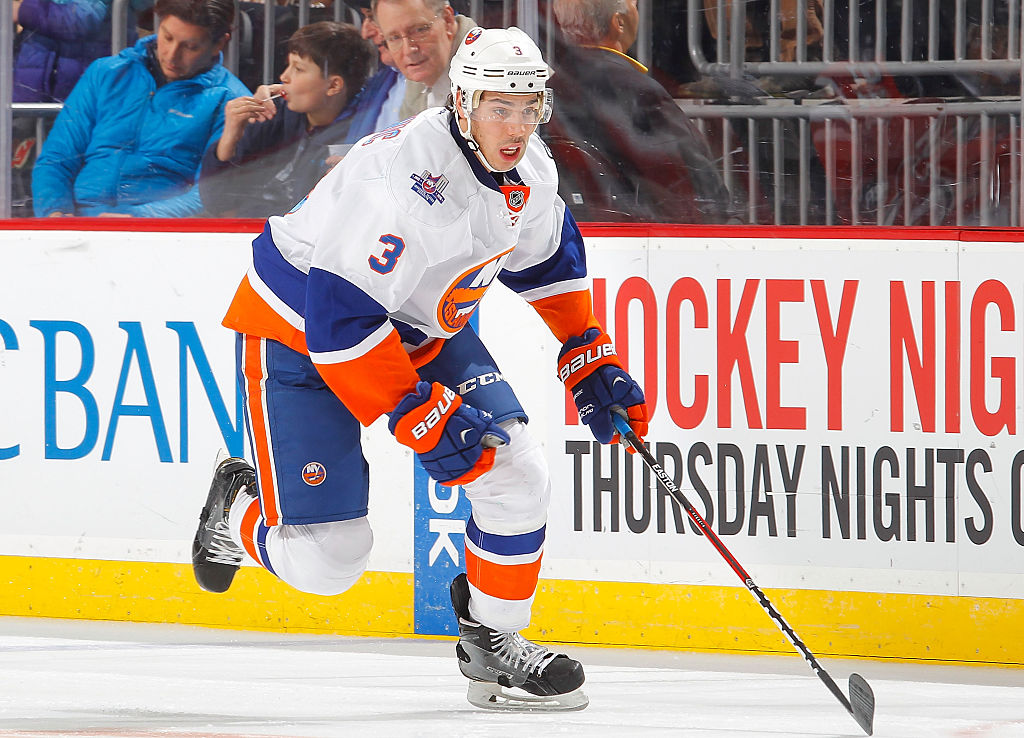 Islanders Trade Travis Hamonic to Calgary Flames For Picks