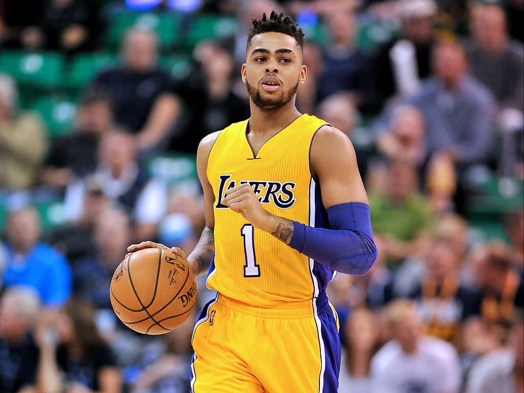 Grading the trades of D'Angelo Russell, Dwight Howard