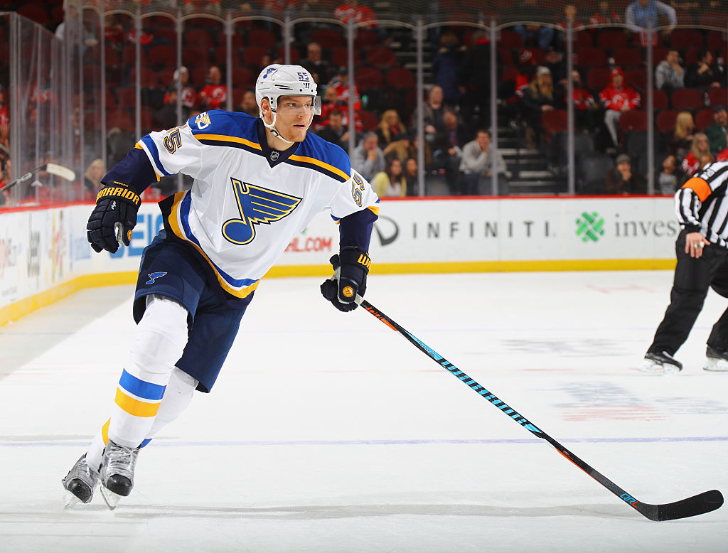 """Parayko: """"Obviously I want to come back to St. Louis"""""""