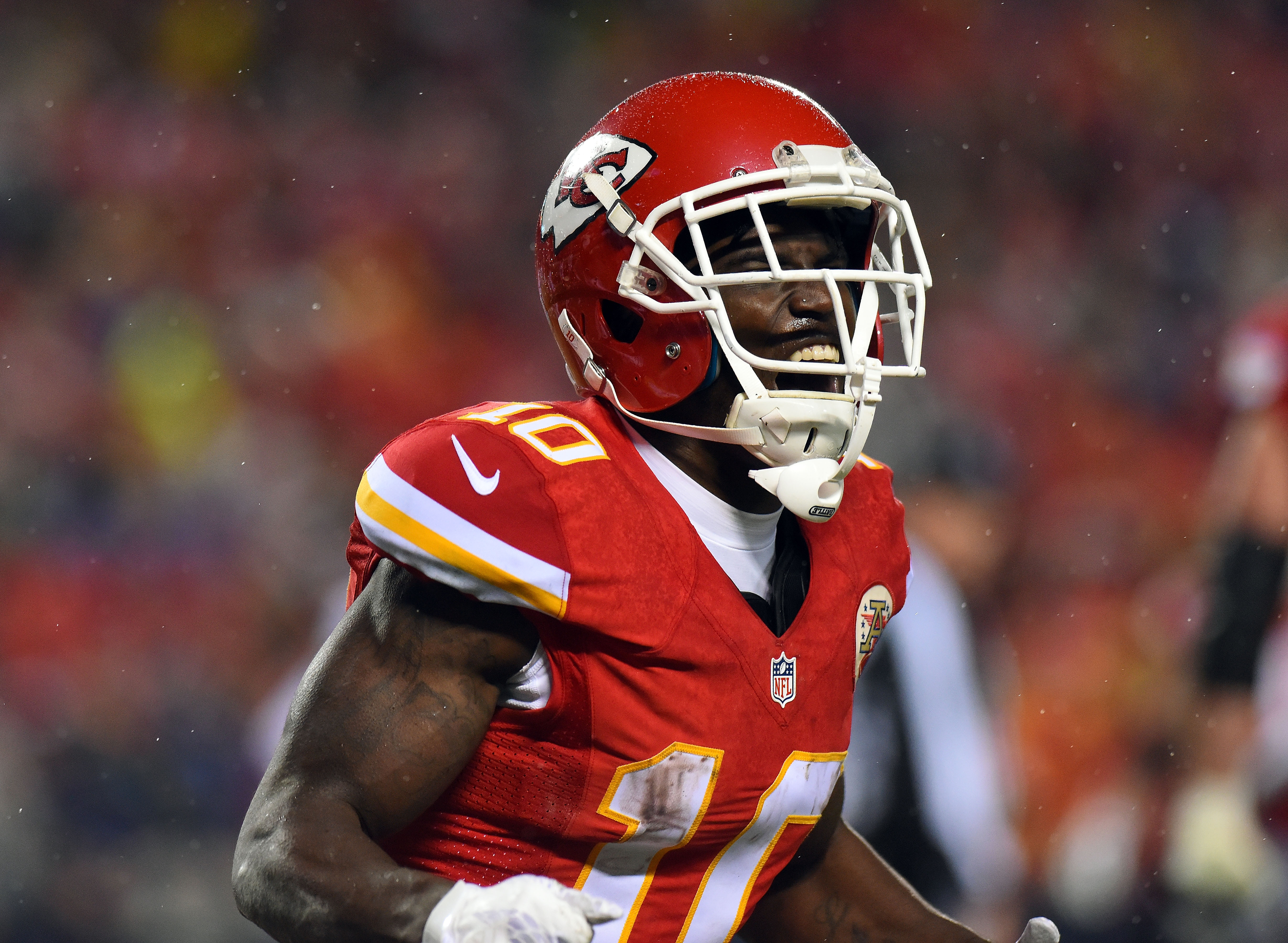 Chiefs were already considering trading Tyreek Hill before his incident