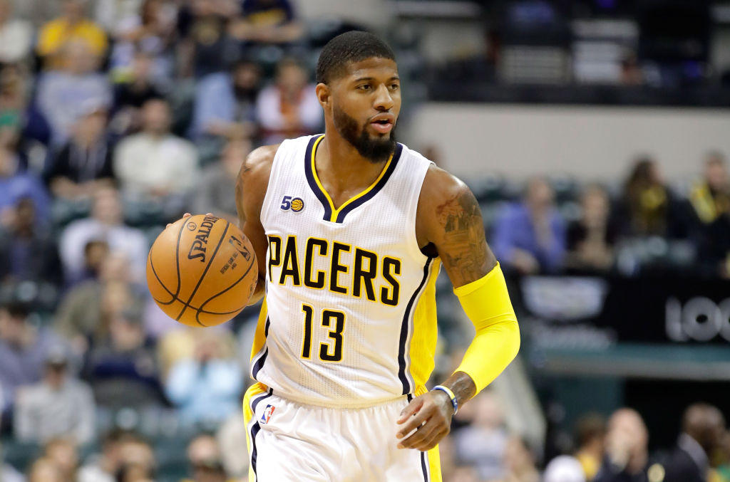 Paul George in the western conference