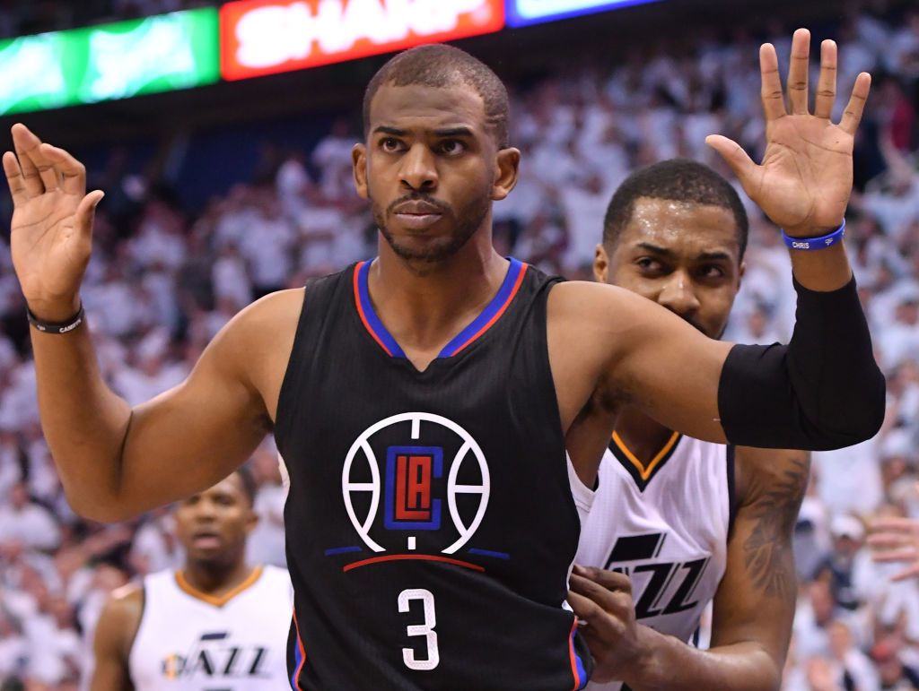 Chris Paul trade has some in NBA suggesting tampering