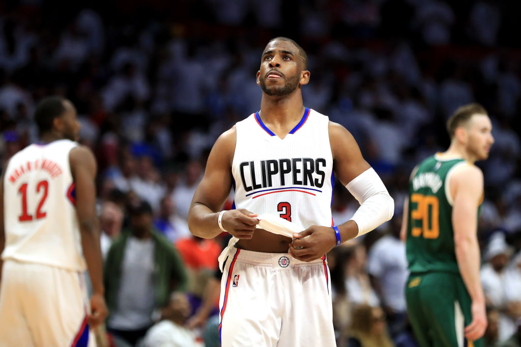 Chris Paul traded to Rockets