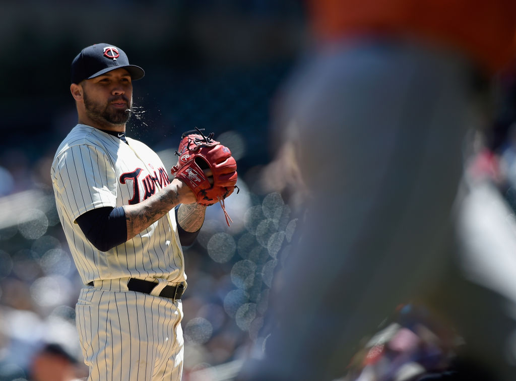 Astros 17, Twins 6, Something seems to have gone awry