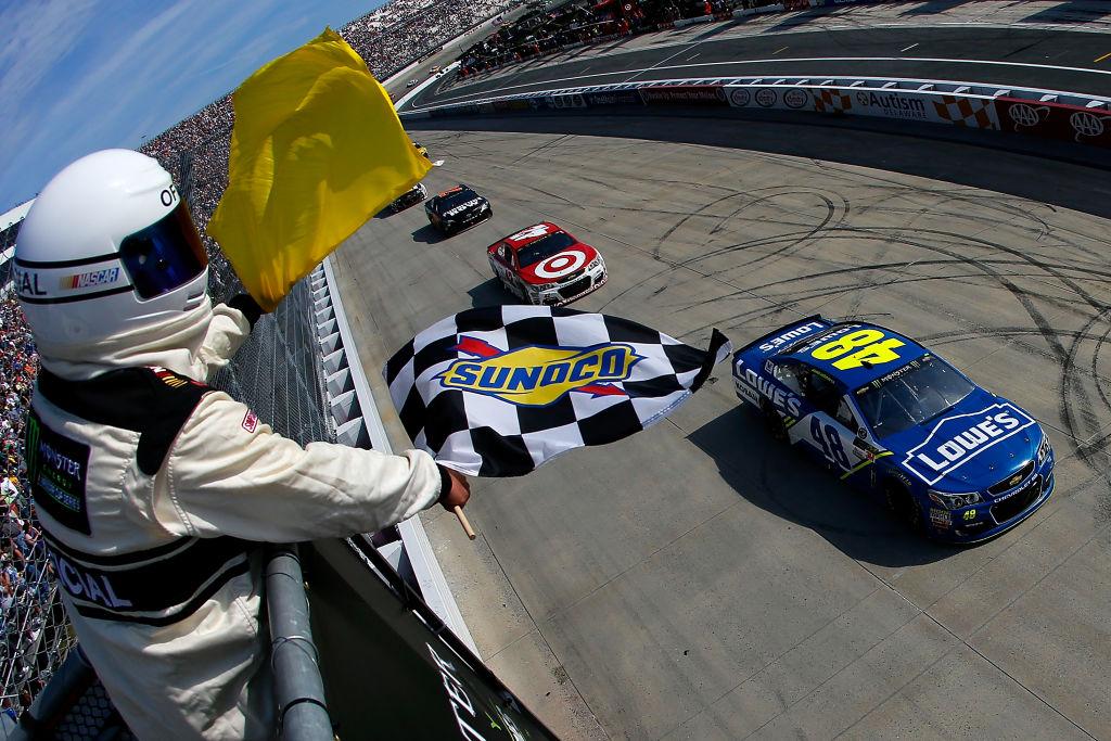 NASCAR's Debris Caution Explanation Is 'So NASCAR'