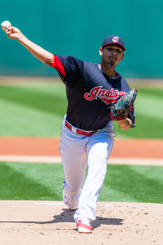 Carlos Carrasco: Unheralded Indians MVP