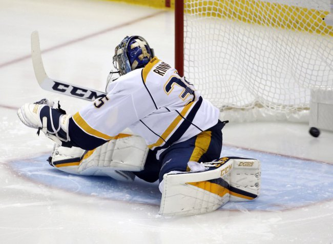 Have a great goalie? The Pens can break him