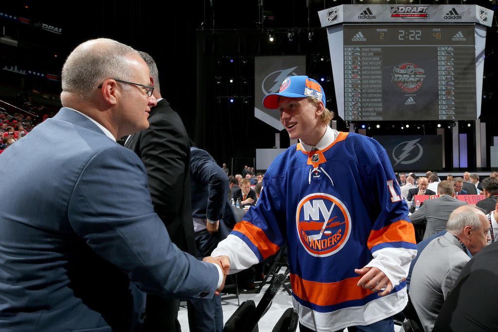 Islanders Select Defenseman Robin Salo With 46th Overall Pick