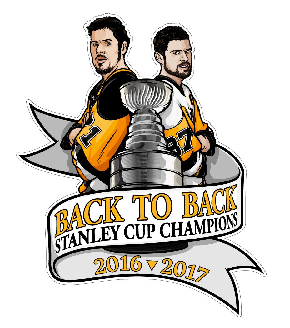 2017 Championship Shirts and Stickers