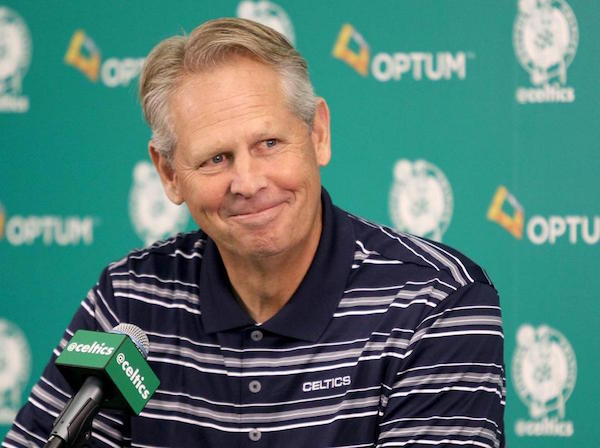 Your Morning Dump... Where how will you feel if the Celtics trade back?